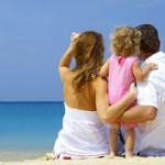 Bebekle mükemmel tatil hayal değil