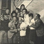 Benim güzel kalabalık ailem…