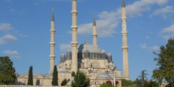 Edirne'de bir gün…