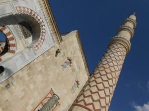 Üç Şerefeli Cami