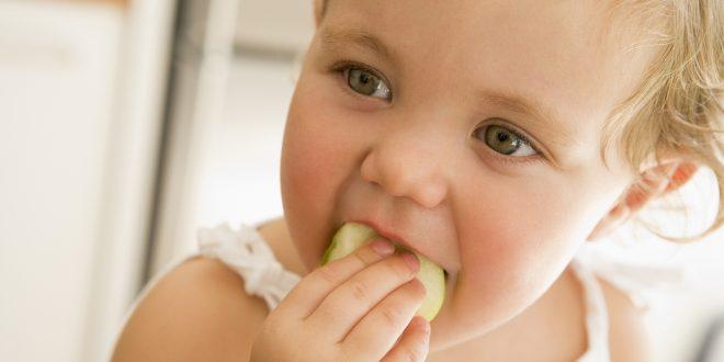 BLW yöntemi ile beslenme